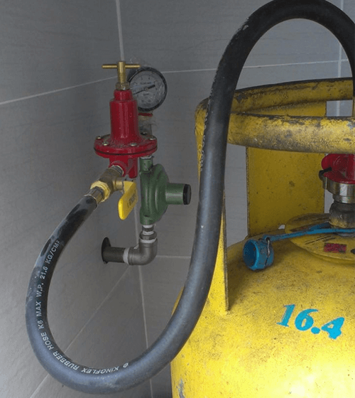 Service, Repair or Install LPG gas pipe in Selangor and KL