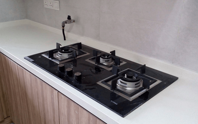 Gas stove and piping system inspection in KL and Selangor