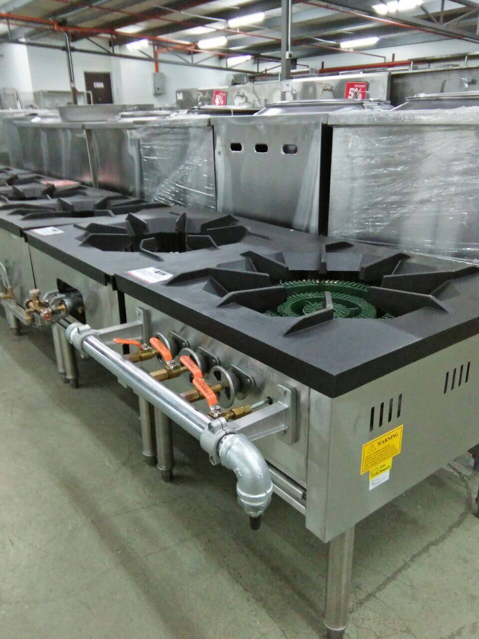 Gas Range Installation Service : Our gallery e j trading gas contractor malaysia
