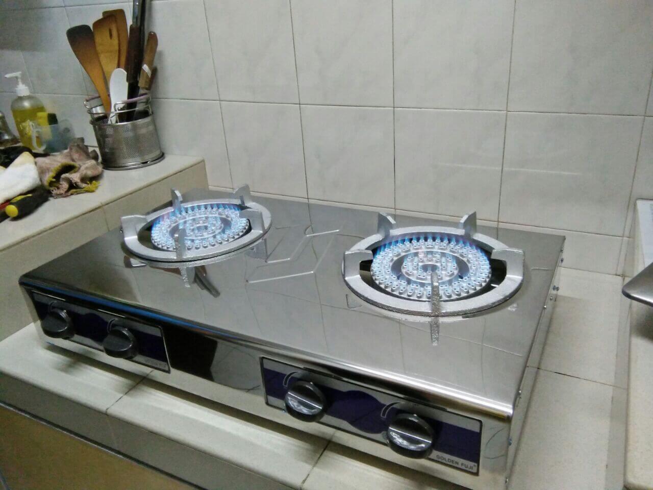 Gas Appliance Installation : Gas stove installation kit diagram distance kitchener
