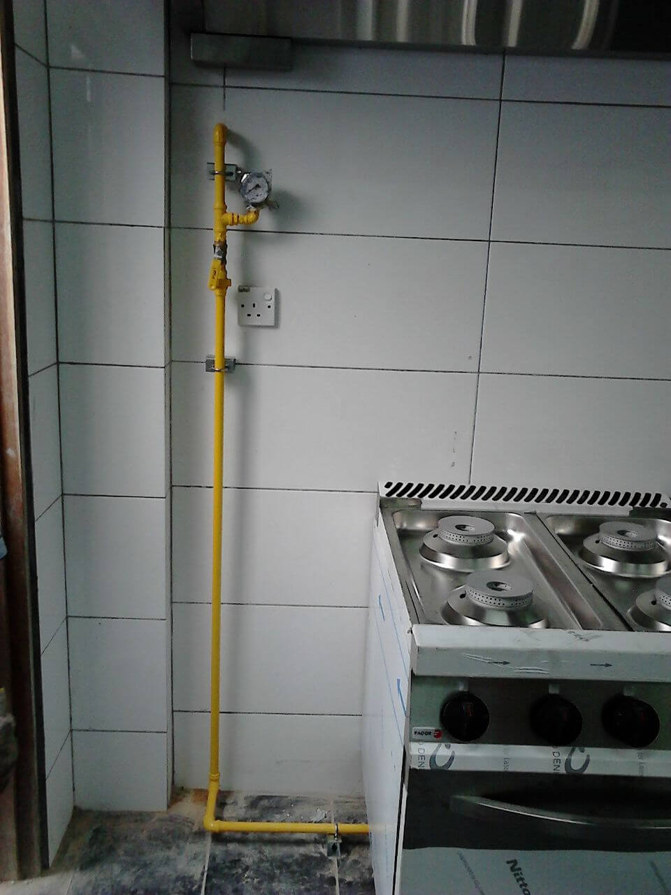 Licensed Gas Pipe System Maintenance and Installation Service KL, Selangor, Malaysia