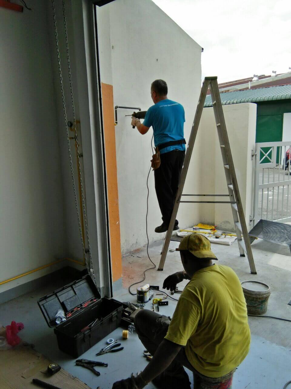 Gas Range Installation Service : Gas stove repair service install in kl pj selangor