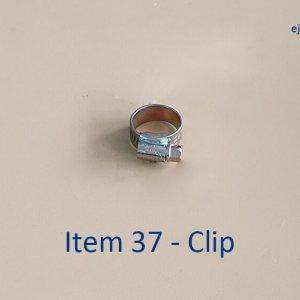 Gas Hose Clip