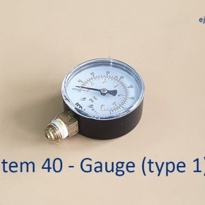 Gas Pressure Gauge (type 1)