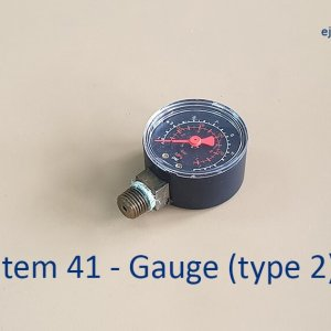 Gas Pressure Gauge (type 2)