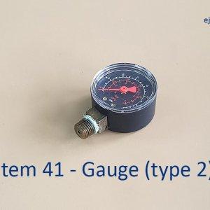 Gas Pressure Gauge (type 2)