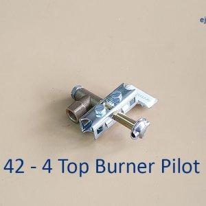 Pilot Light for 4 Top Burner