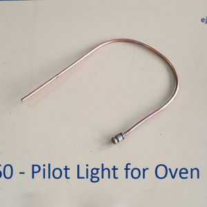 Pilot Light for Oven Range