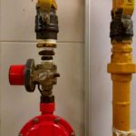 Maintenance service and Inspecting gas stove, paip and regulator for leakage