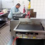 Hotel Kitchen Gas Stove and Piping Inspection and Maintenance Service