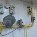 Hotel kitchen gas piping, valve and regulator inspection, maintenance and repair