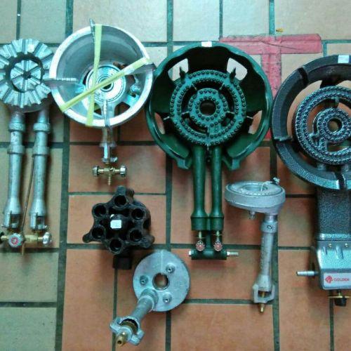 High and Low Pressure Gas Burner